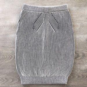 Leith Knit Tube Skirt
